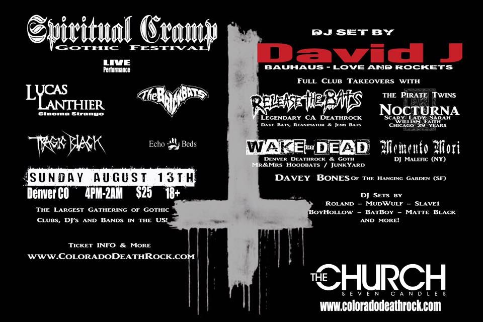 Spiritual Cramp Gothic Festival