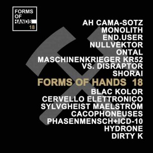 Forms of Hands 18 - VA