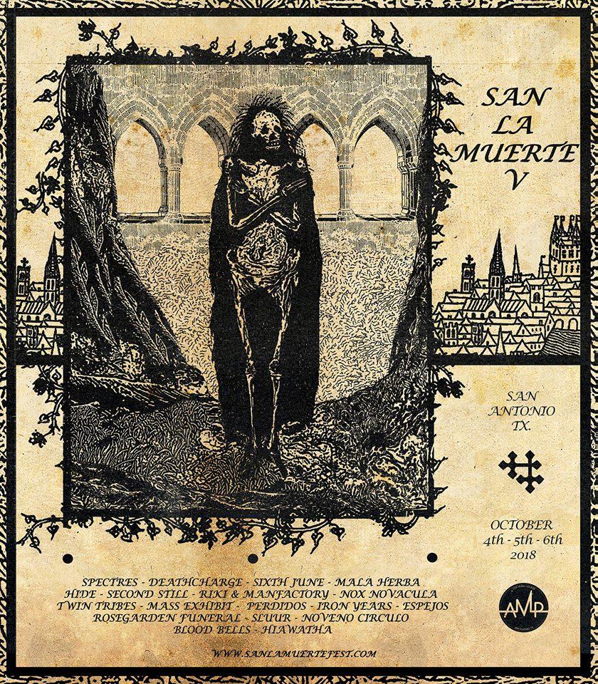 San La Muerte Festival poster
