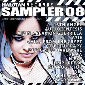 Halotan Records - Sampler 08