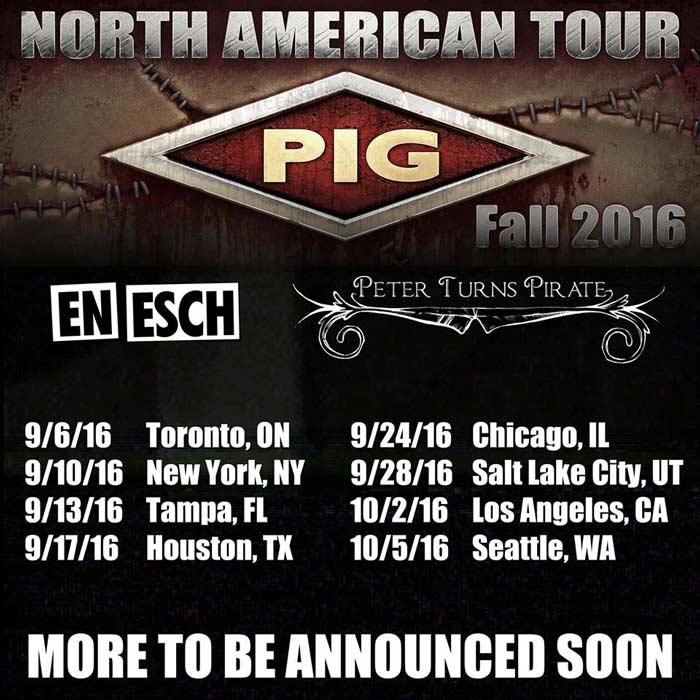 PIG - En Esch Tour 2016