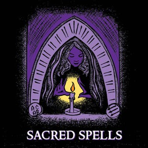 Sacred Spell - Compilation