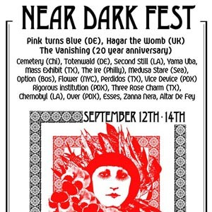 Near Dark Fest - Sep 12-14 2019, Oakland, California