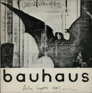 Bauhaus - Bela Lugosi's Dead