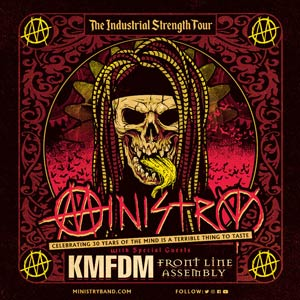Ministry - The Industrial Strength Tour