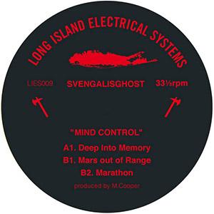 Svengalisghost - Mind Control
