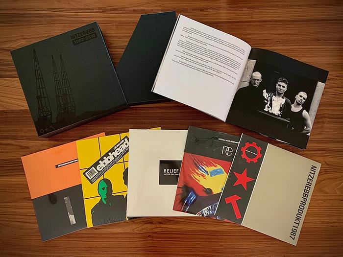 Nitzer Ebb 1982-2010 Box Set