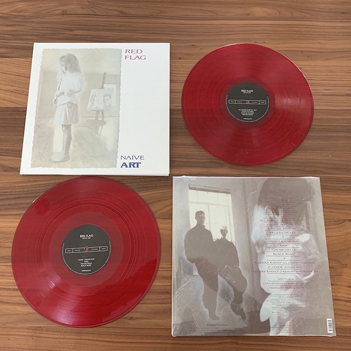 Naïve Art 2LP 30th Anniversary by Red Flag