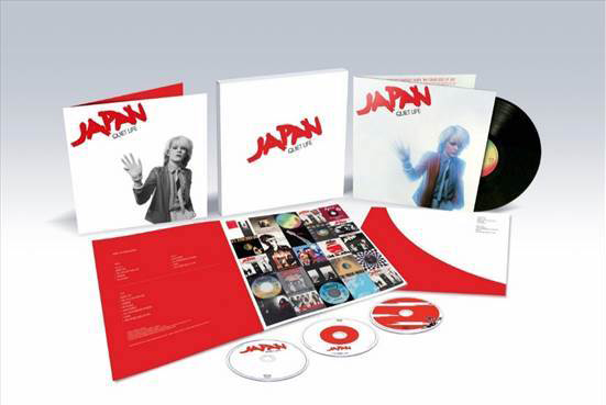 Japan - Quiet Life (2021 Remaster) set