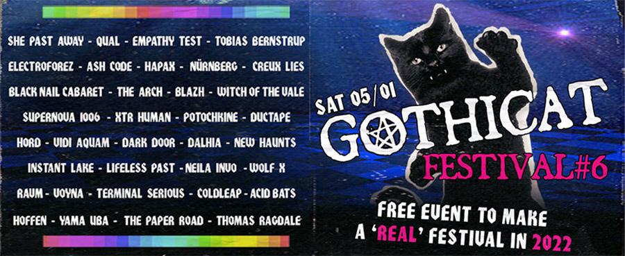 Gothicat Festival 6