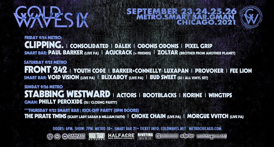Cold Waves Festival IX
