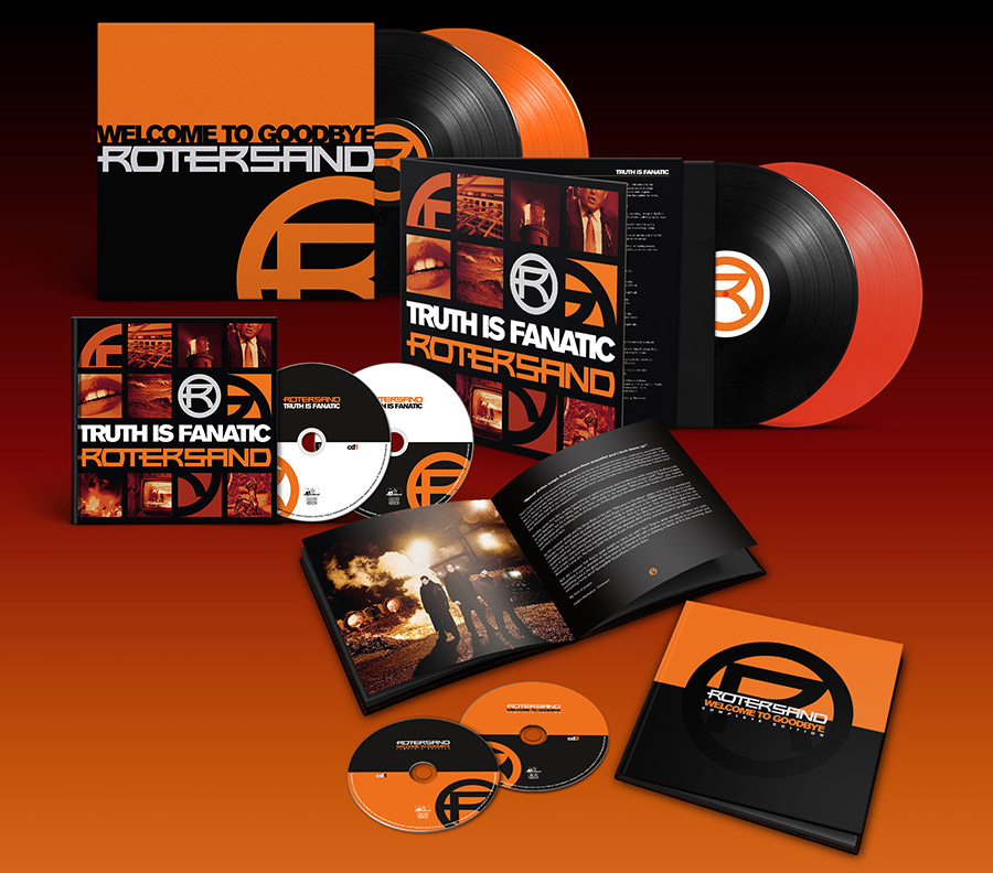 Rotersand Reissuing Albumss