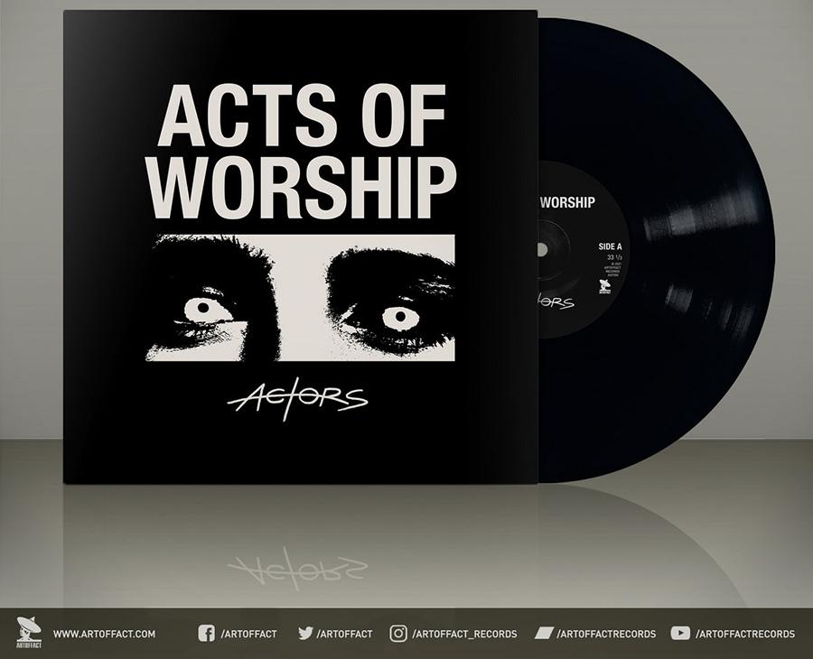 Actors - Acts of Worship vinyl