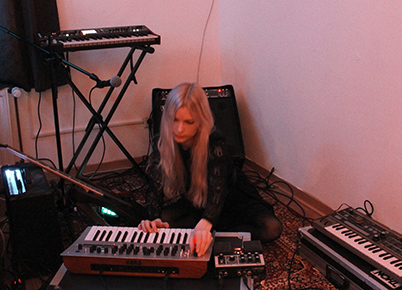 musician Anna Nin